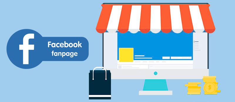 cómo crear una página de empresa en Facebook