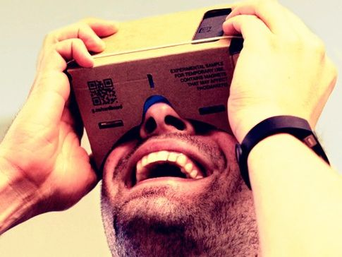 Realidad virtual con Google Street View