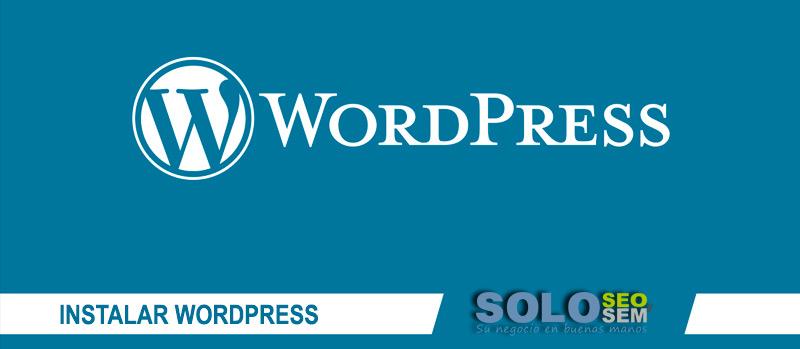 Guía para instalar WordPress desde cero