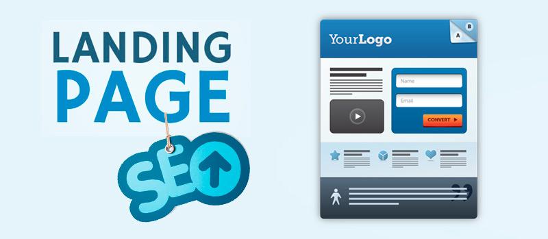 Optimización SEO para una landing page
