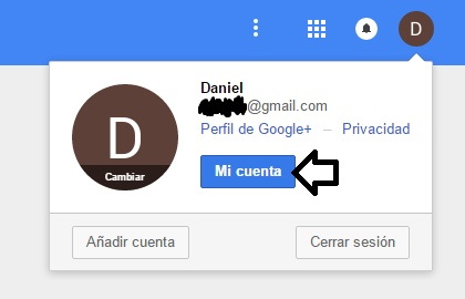 usuario google