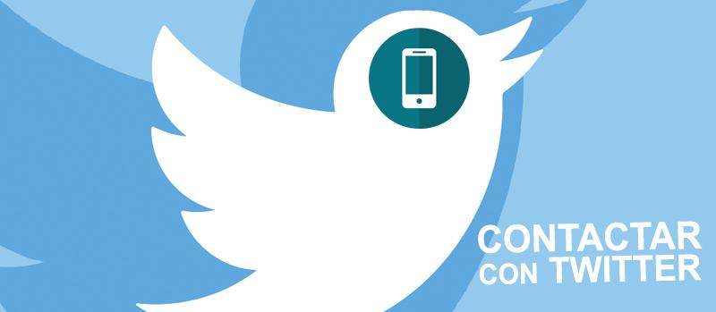 Cómo contactar con Twitter y que te contesten