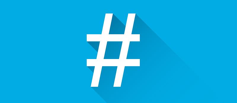 ¿Sabes cómo sacar partido a los #Hashtags?