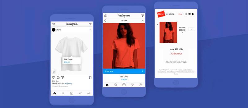 ¿Conoces la nueva función de Instagram para comprar sin salir de la APP?