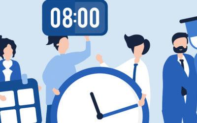 ¿Sabes cuál es la mejor hora para publicar en redes sociales?